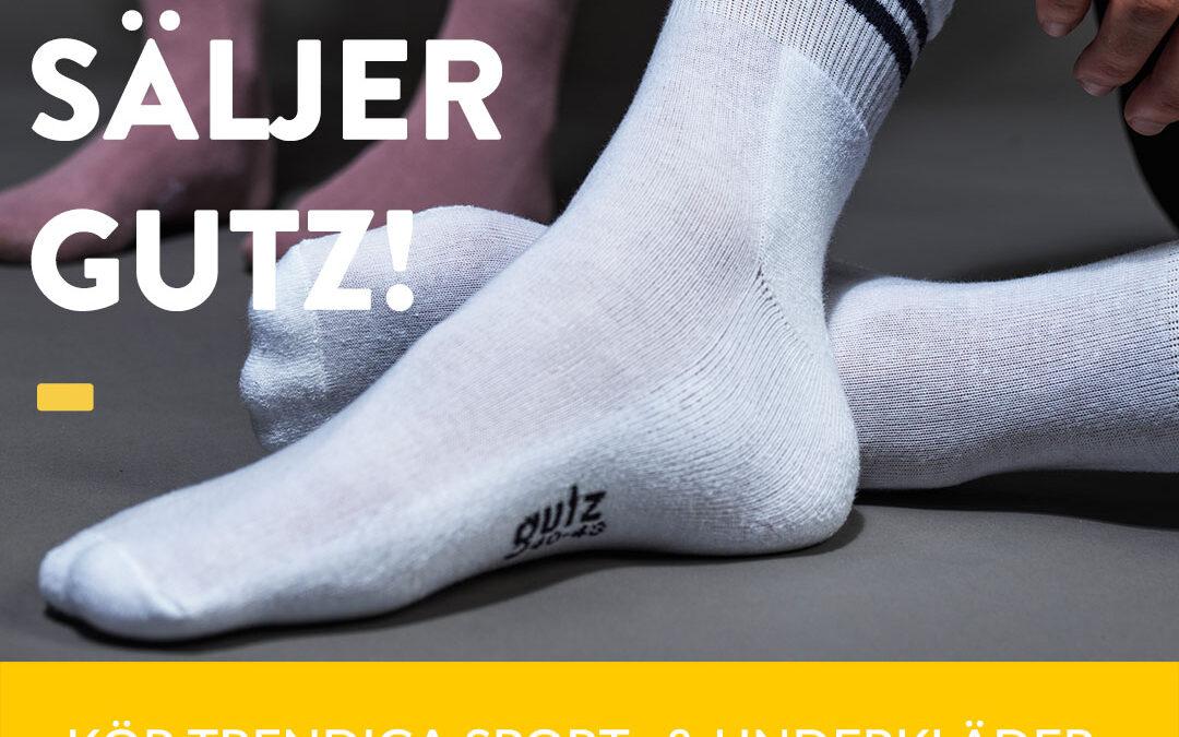 Sälja kläder med Gutz