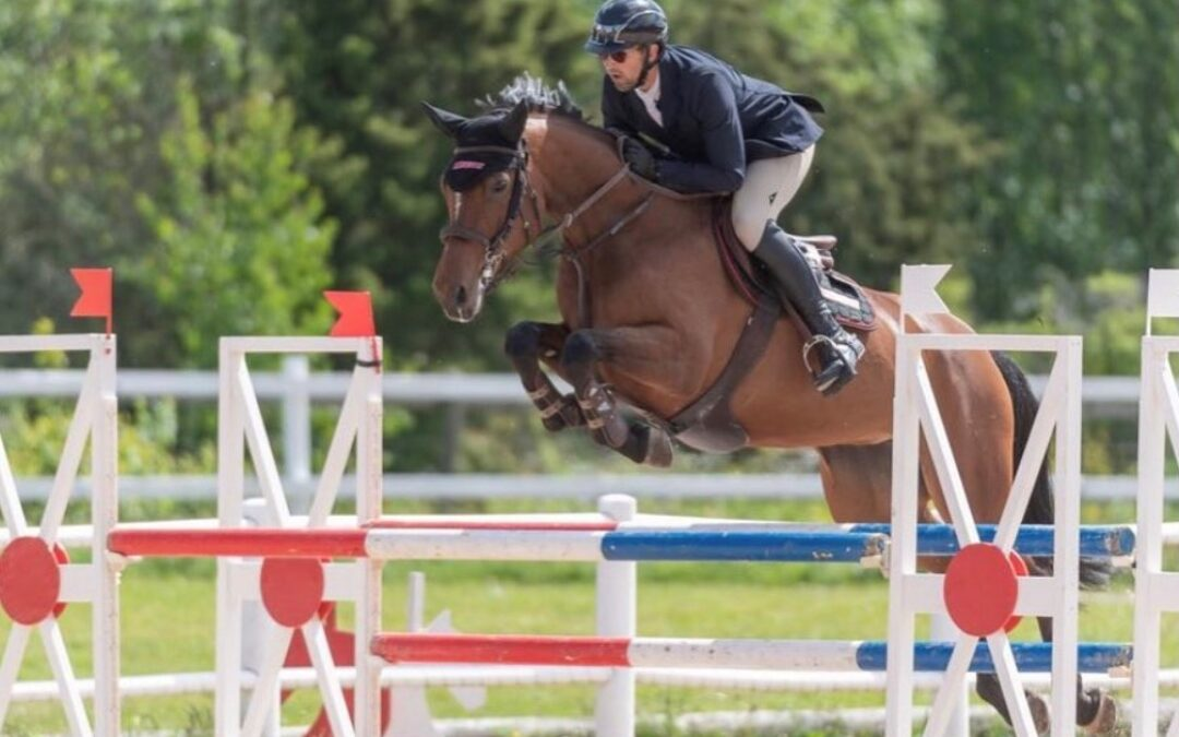 Hoppclinic med Christoffer Andersson